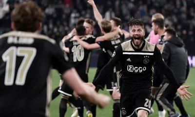 Ajax vs Juventus