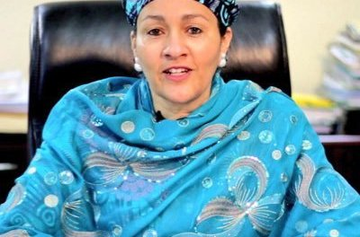 A woman will replace Buhari in 2023 – Amina Mohammed