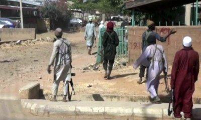 Boko Haram insurgents attempt to infiltrate Damaturu
