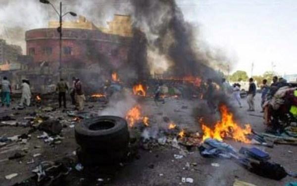 Borno Bombing: Three killed, 45 injured in twin suicide attacks