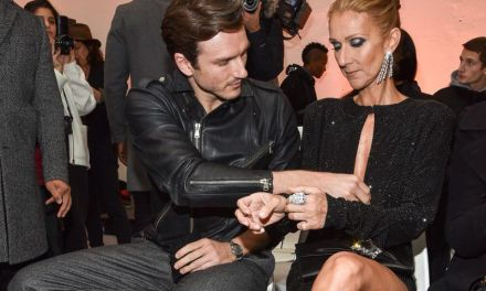 Celine Dion squashes rumors she's dating Pepe Munoz