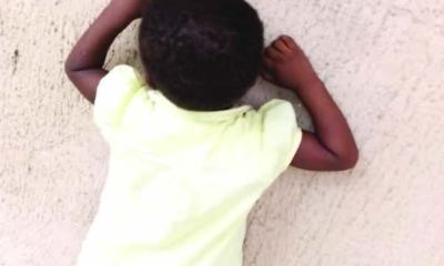 Police arrest Lagos daycare operator over defilement of baby