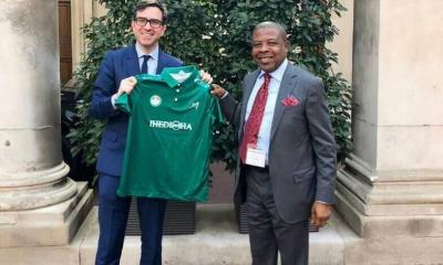 Gov- Elect Emeka Ihedioha seeks assistance from Commonwealth Enterprise and Investment Council UK