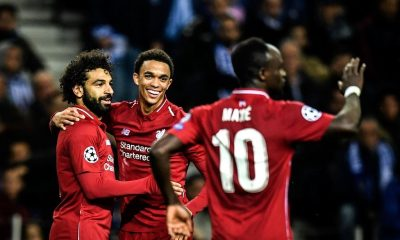 Liverpool and Nike
