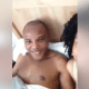 Nnamdi Kanu filmed while having romantic session with his wife