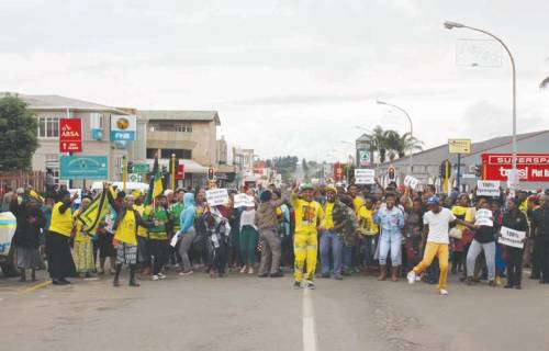Nigerian shot twice in the dead by fellow Nigerian