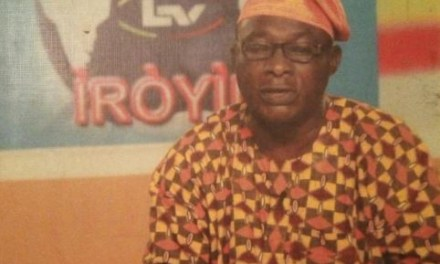 Veteran broadcaster, Toyin Kawojue has died
