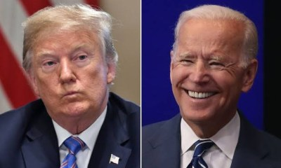 Trump reacts to Joe Biden's declaration to run for president in 2020