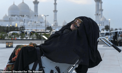 United Arab Emirates woman wakes up after 27 years in a coma