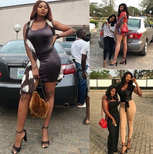 Tallest girl in Nigeria