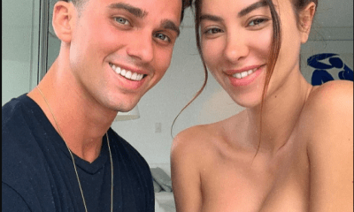 Model gets slammed for sharing naked photos with his girlfriend