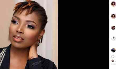 Actress Annie Idibia loses her father to Cancer
