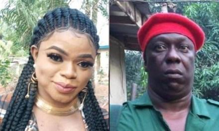 Bobrisky attacks nollywood actor Charles Awurum