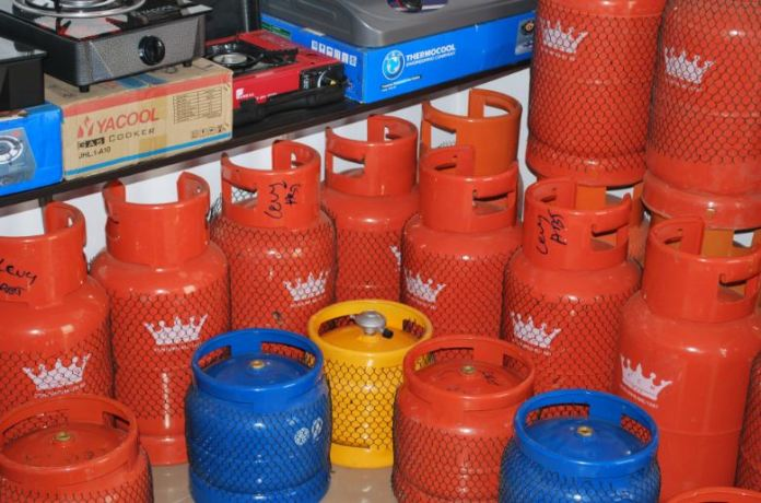 Ownership of gas cylinders