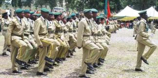 Prison Warder arrested for selling drugs to prisoners in Jos