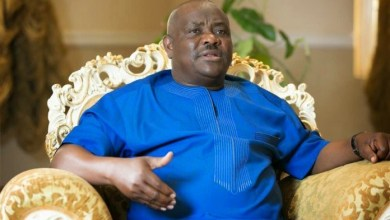 Governor Wike imposes 24-hour curfew in some parts of Rivers state