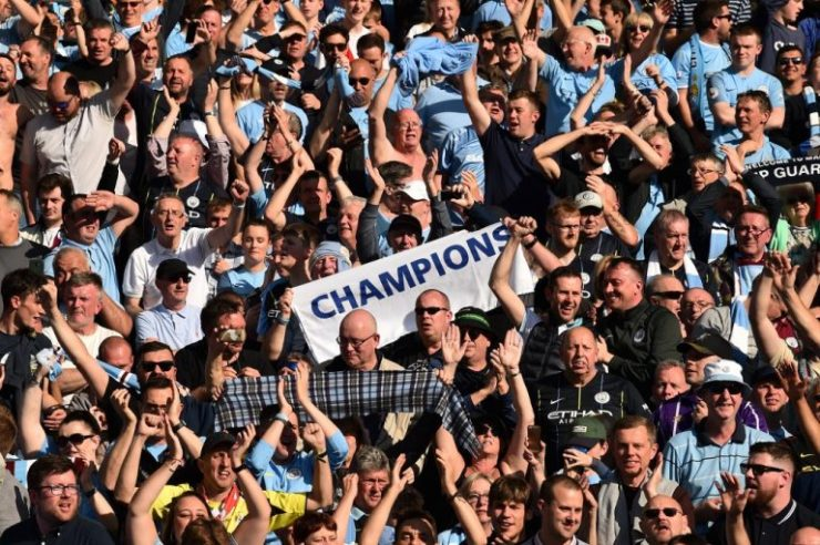 Manchester City retain Premier League title