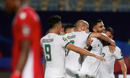 2019 AFCON: Algeria crush Kenya 2-0