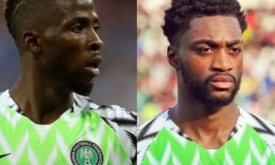 2019 AFCON: Rohr drops Kelechi Iheanacho and Semi Ajayi