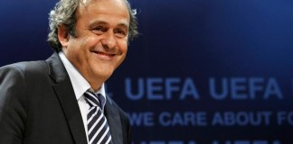 Michel Platini arrested
