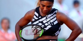 Serena Williams knocked out