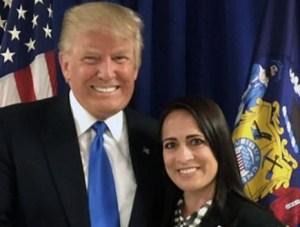Trump appoints Stephanie Grisham as new White House Press Secretary