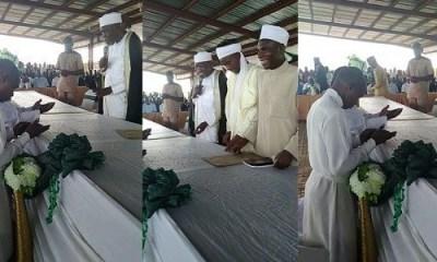 Pastors accept Islam in Ogun state