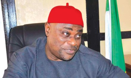 Victor Oye to resign as APGA crisis deepens
