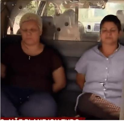 Woman and her lesbian partner behead son in Brazil