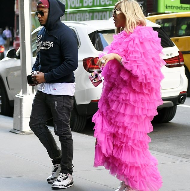 Wendy Williams goes on a date with her new boyfriend, Marc Tomblin