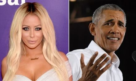 American Singer Aubrey O'Day reveals Barack Obama is her dream sperm donor
