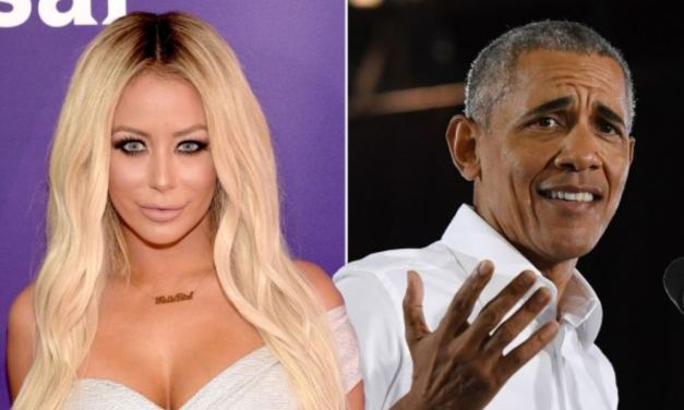 American Singer Aubrey O'Day reveals Barack Obama is her dream sperm donor