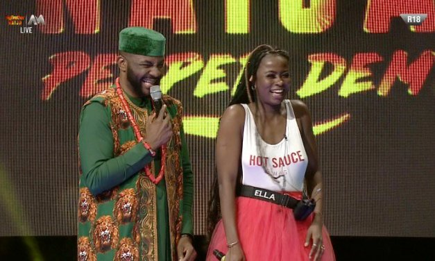 BBNaija 2019 Live Eviction: Ella evicted from the Big Brother House