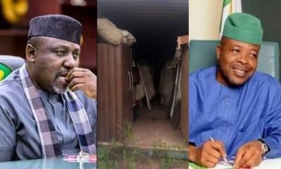 Okorocha accuses Imo Govt of looting wife's property