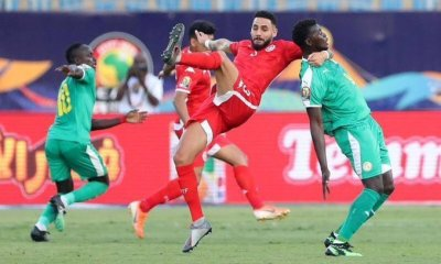 AFCON 2019: Senegal beats Tunisia to qualify for Final