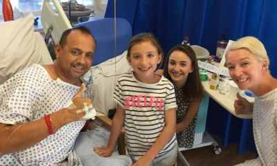 Woman donates her kidney to her ex husband
