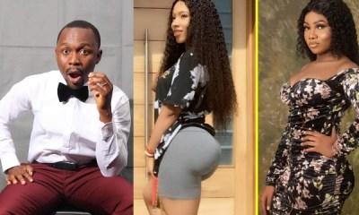 #BBNaija: Tacha and Mercy 'known prostitutes' Ushbebe speaks