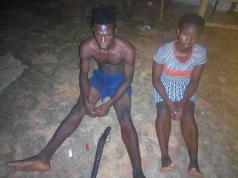 Police nab notorious female armed robber terrorising Abatete community in Anambra