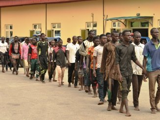 123 Northerners detained after entering Lagos State