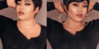 Toyin Lawani boobs