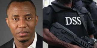 DSS seeks court order to detain Omoyele Sowore for 90 days