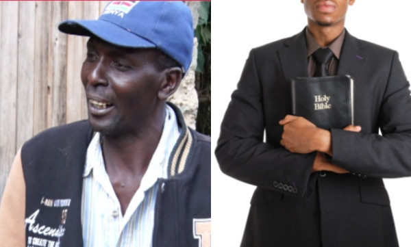 Kenyan Bishop snatches man's wife after presiding over their wedding
