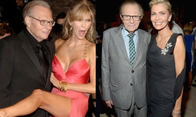 Larry King files for divorce from 7th wife