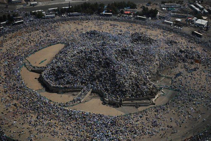 Hajj pilgrims perform Satan stoning ritual