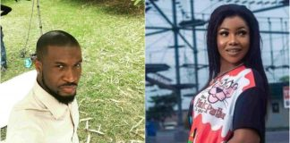 Peter Okoye and Tacha