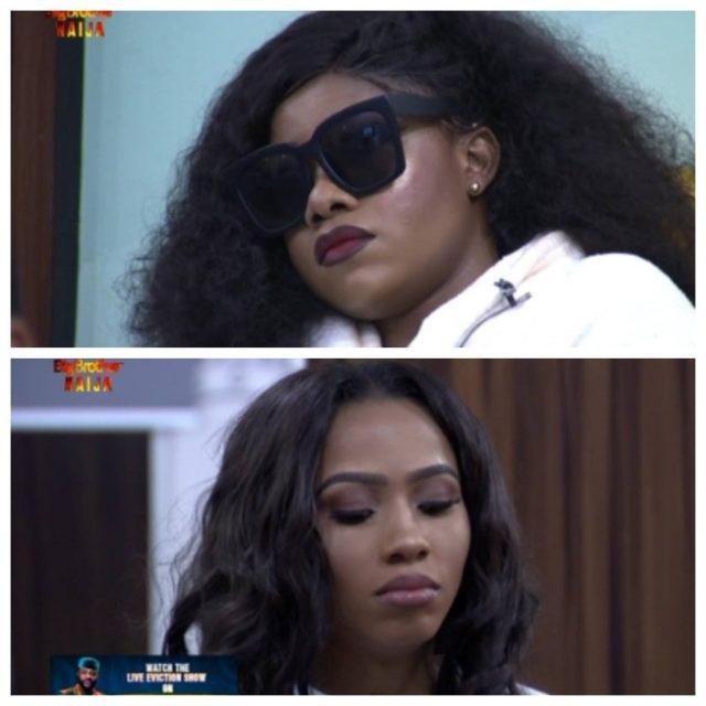 BBNaija 2019: Mercy and Tacha get Strikes