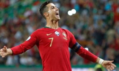 Cristiano Ronaldo scored the 700th goal