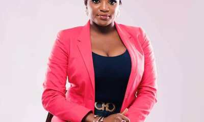 Actress Funke Adesiyan becomes Aisha Buhari's aide