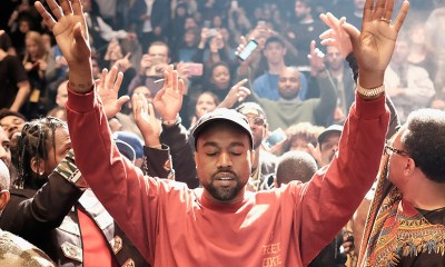 Kanye West confirms he has converted to Christianity