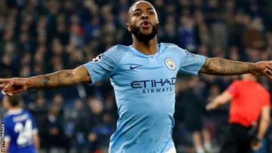 Raheem Sterling to Manchester United